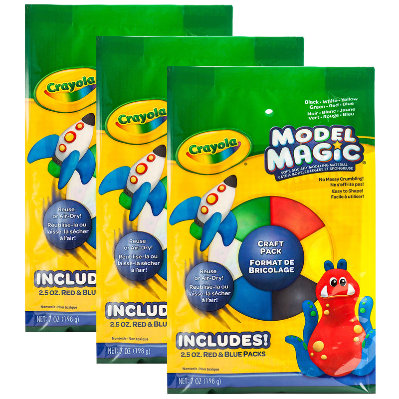 (3 Pk) Model Magic Custom Variety 12pk