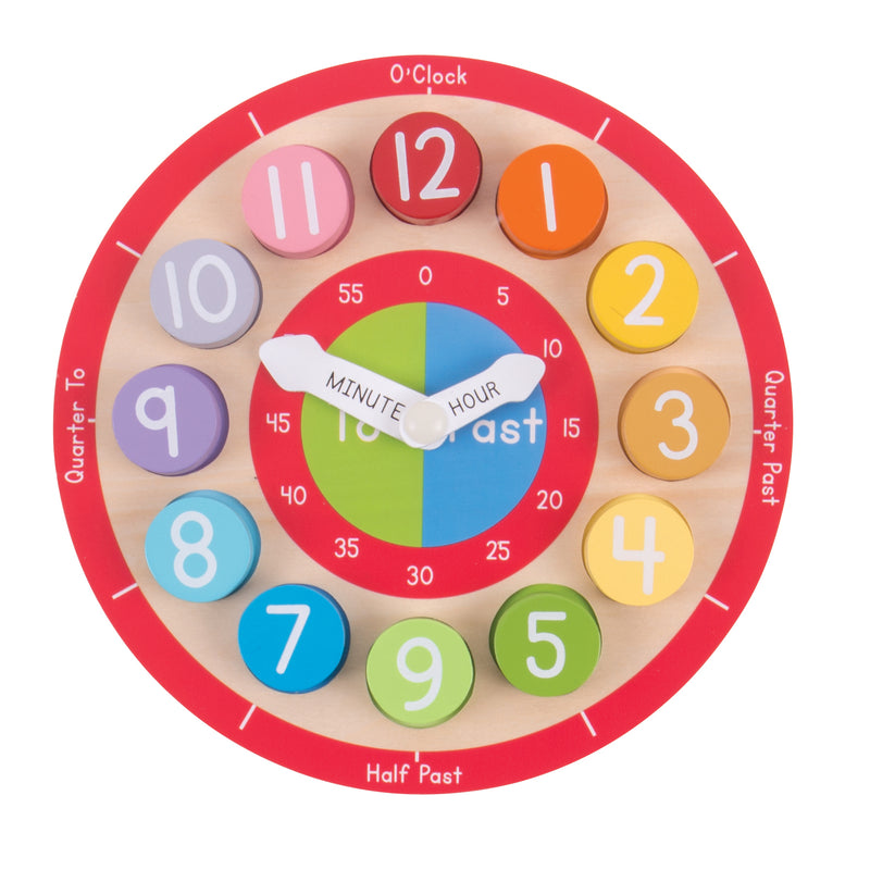 (2 Ea) Teaching Clock