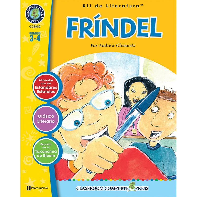 Frindel Literature Kit Spanish