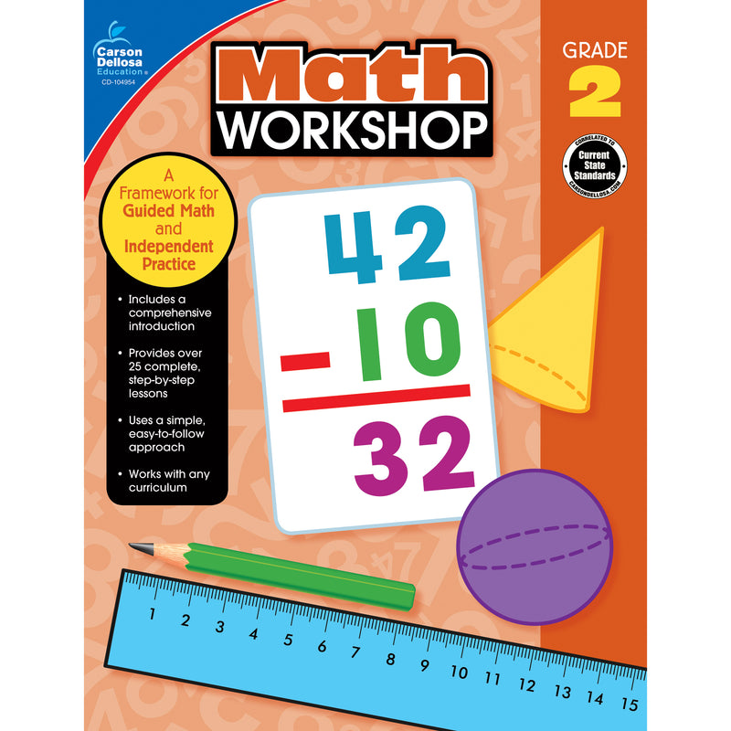 Math Workshop Resource Book Grade 2
