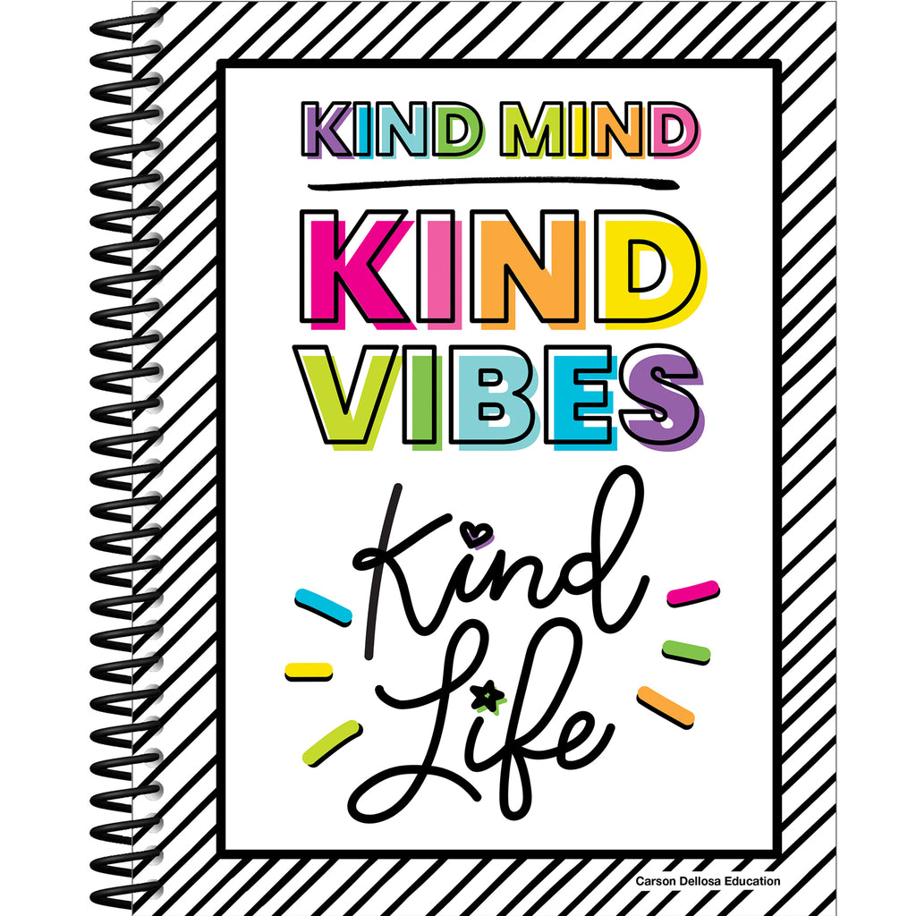 Kind Vibes Teacher Planner