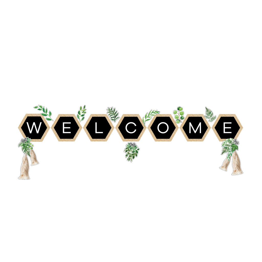 Simply Boho Welcome Bb St