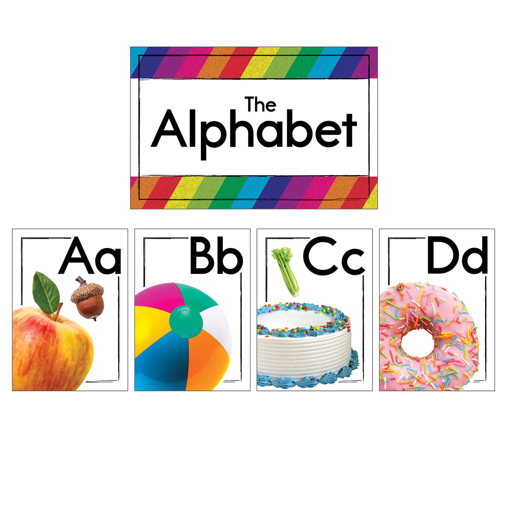 Photographic Alphabet Bb Set