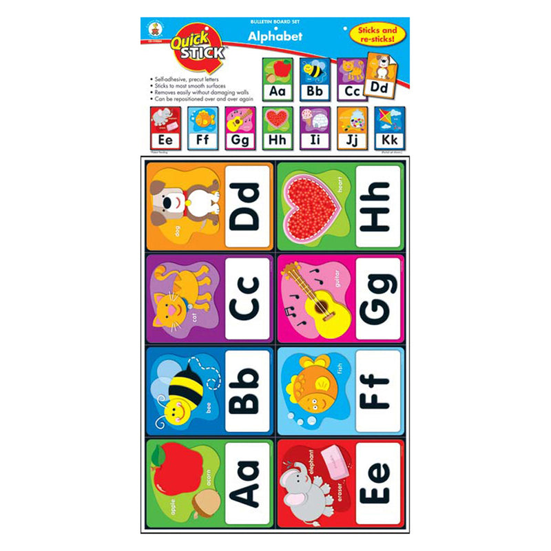 Alphabet Quick Stick Gr Pk-2