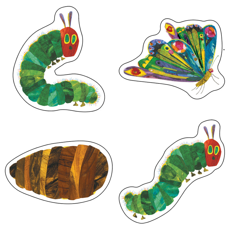 (3 Pk) The Very Hungry Caterpillar 45th Anniversary Cut Outs