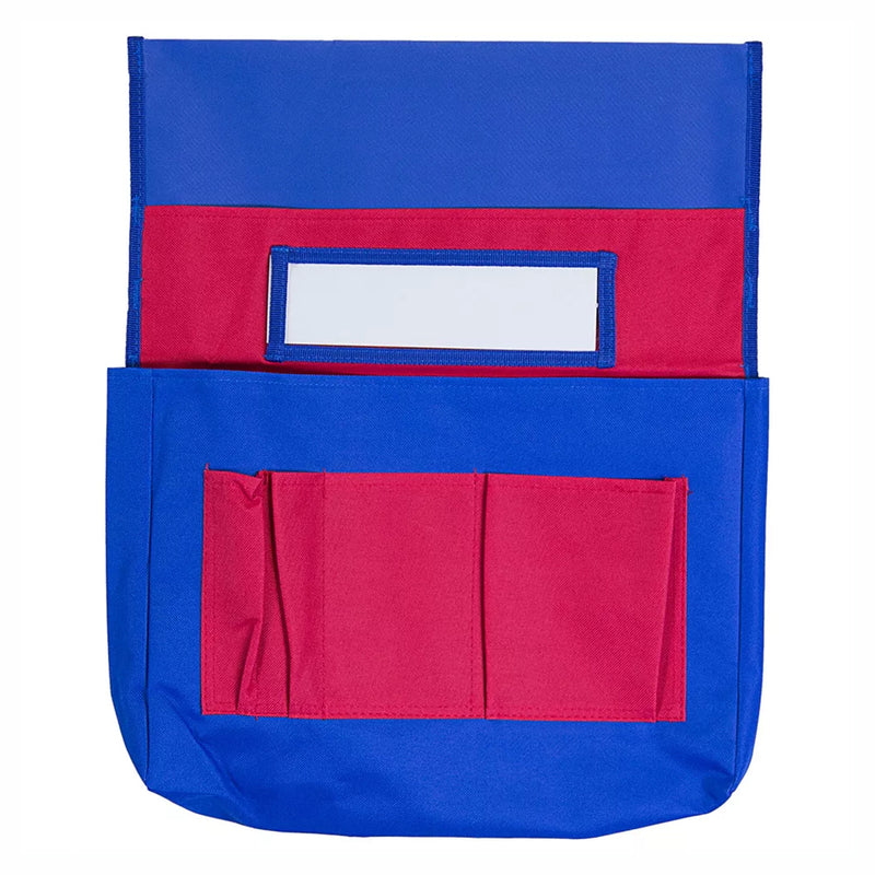 Chairback Buddy Blue-red