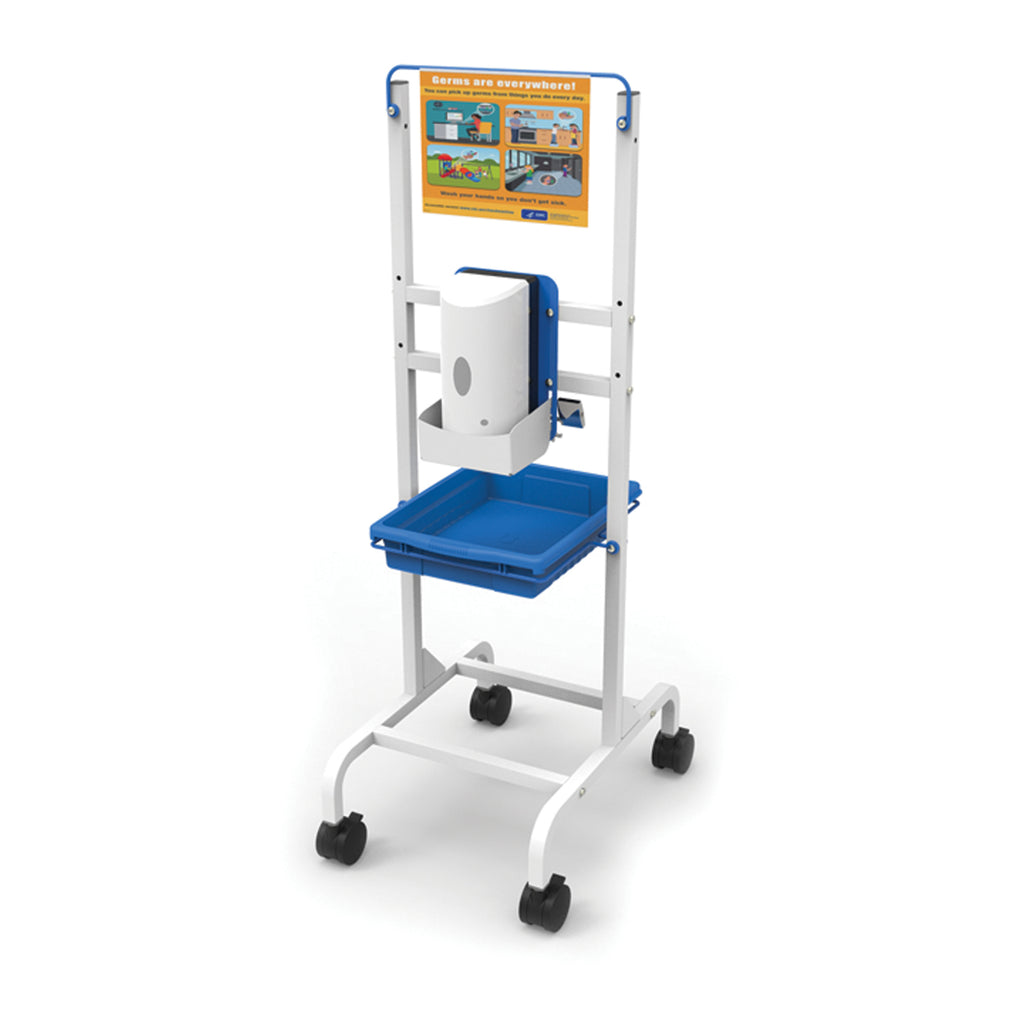 Hand Sanitizer Station Base Model Single Student