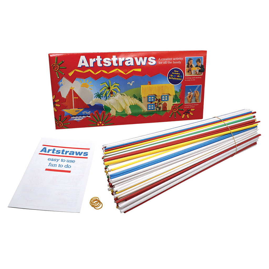 Artstraws 300 Long 16 1-4