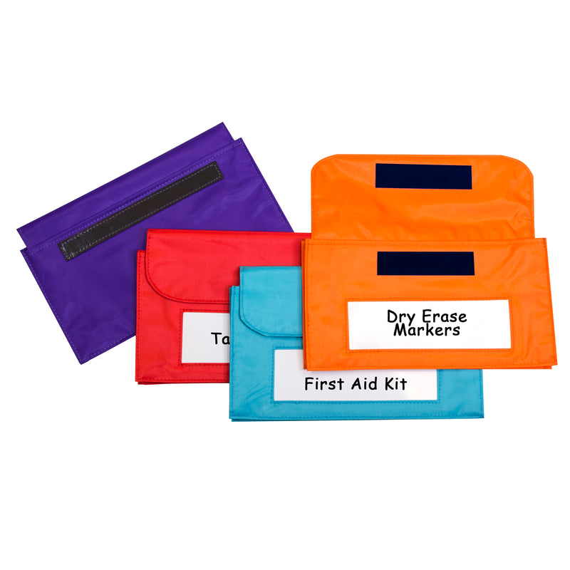 Magnetic Storage Pockets 4-st