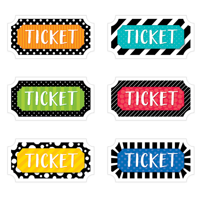 (3 Pk) Classroom Mgmt Incentive Tickets