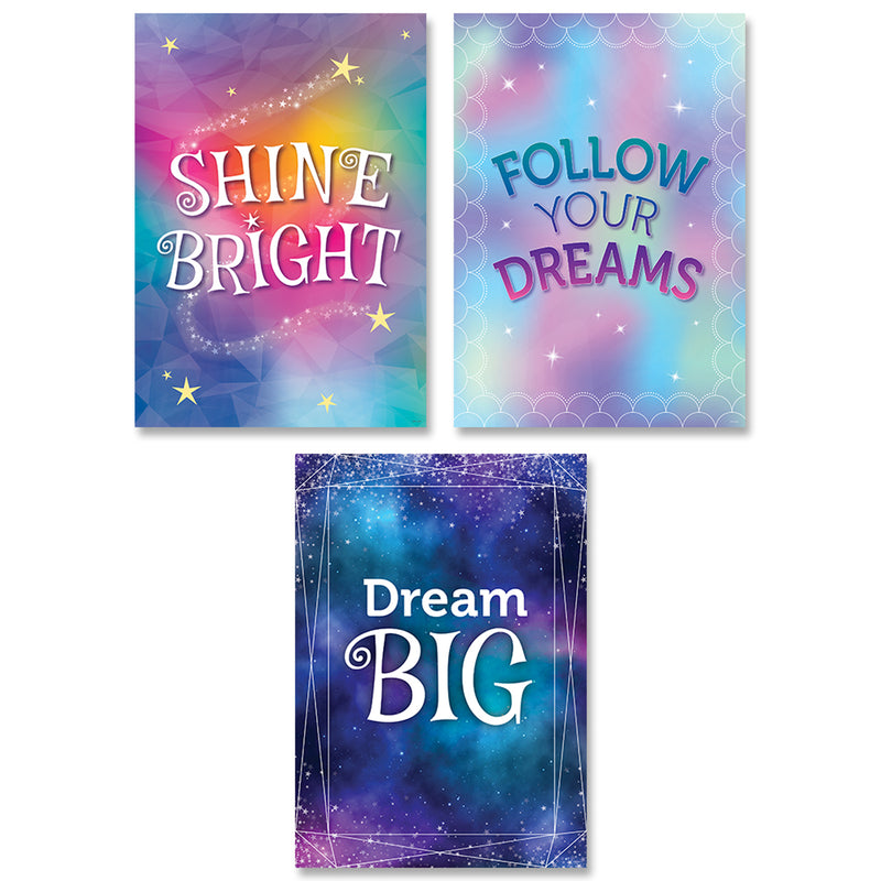 Mystical Magical Inspire U 3 Pk Posters