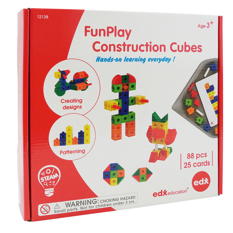 Funplay Construction Cubes