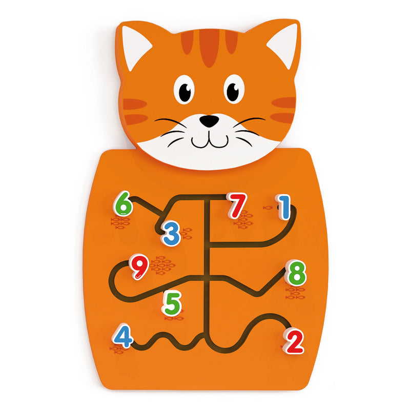 Single Activity Wall Panel Cat