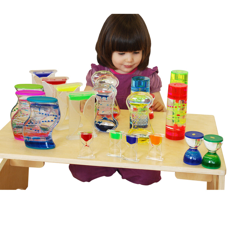 Sensory Liquid Bumper Set