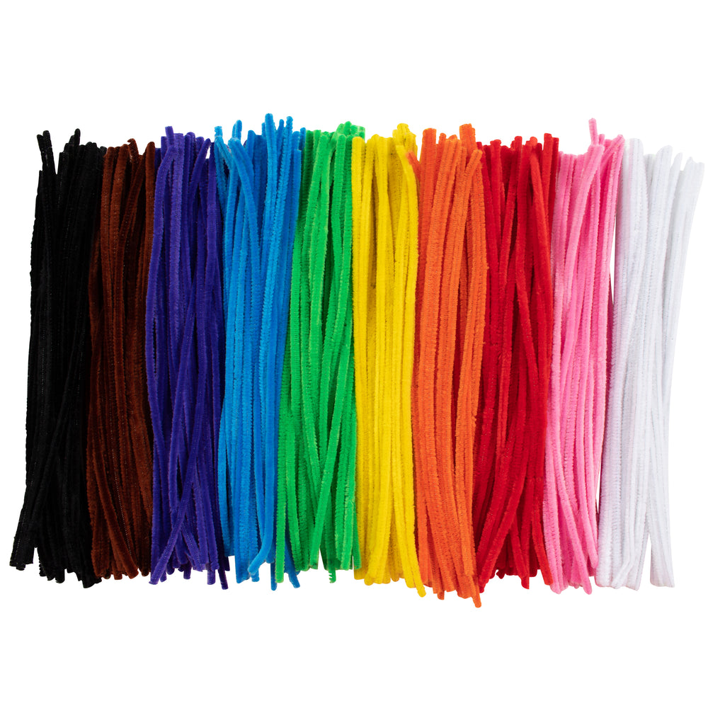Chenille Stems Set Of 324