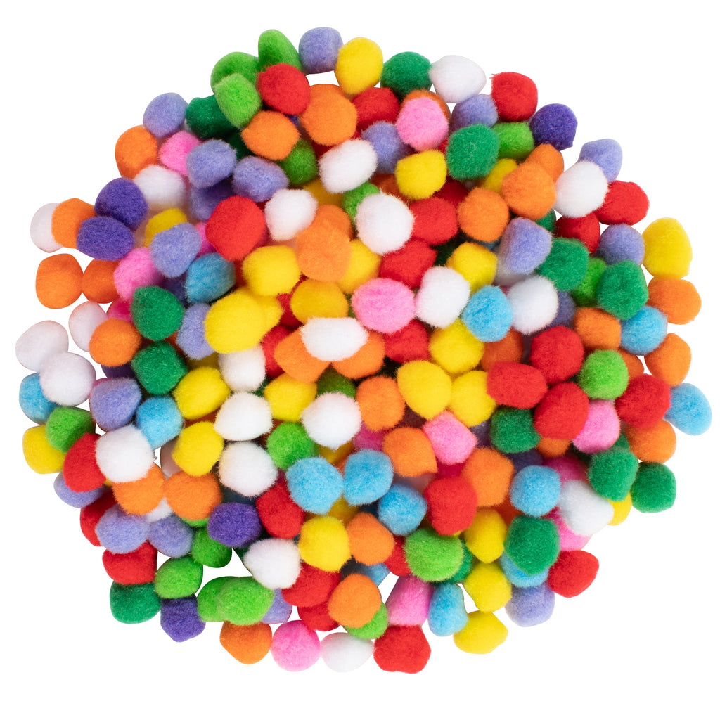 Pom Poms Set Of 240