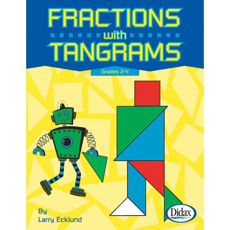 (3 Ea) Fractions With Tangrams