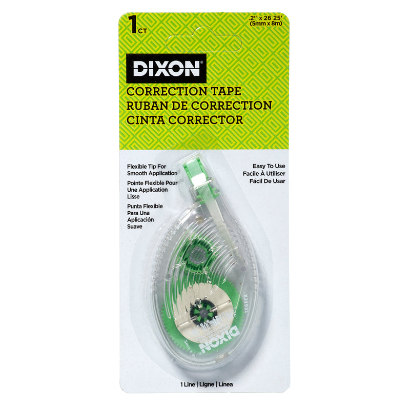 Dixon Correction Tape 1 Line