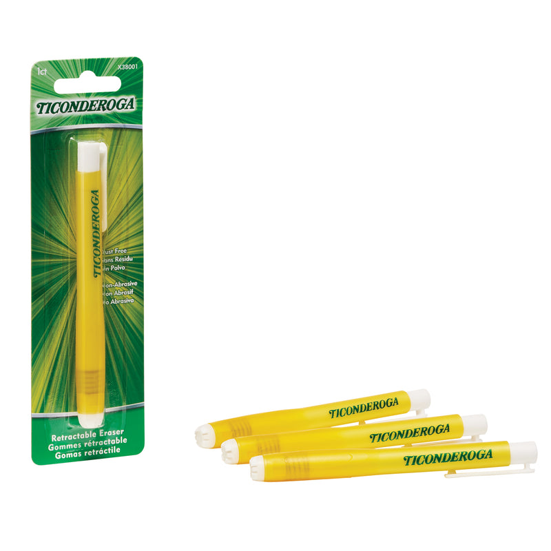 Ticonderoga Retractable Eraser