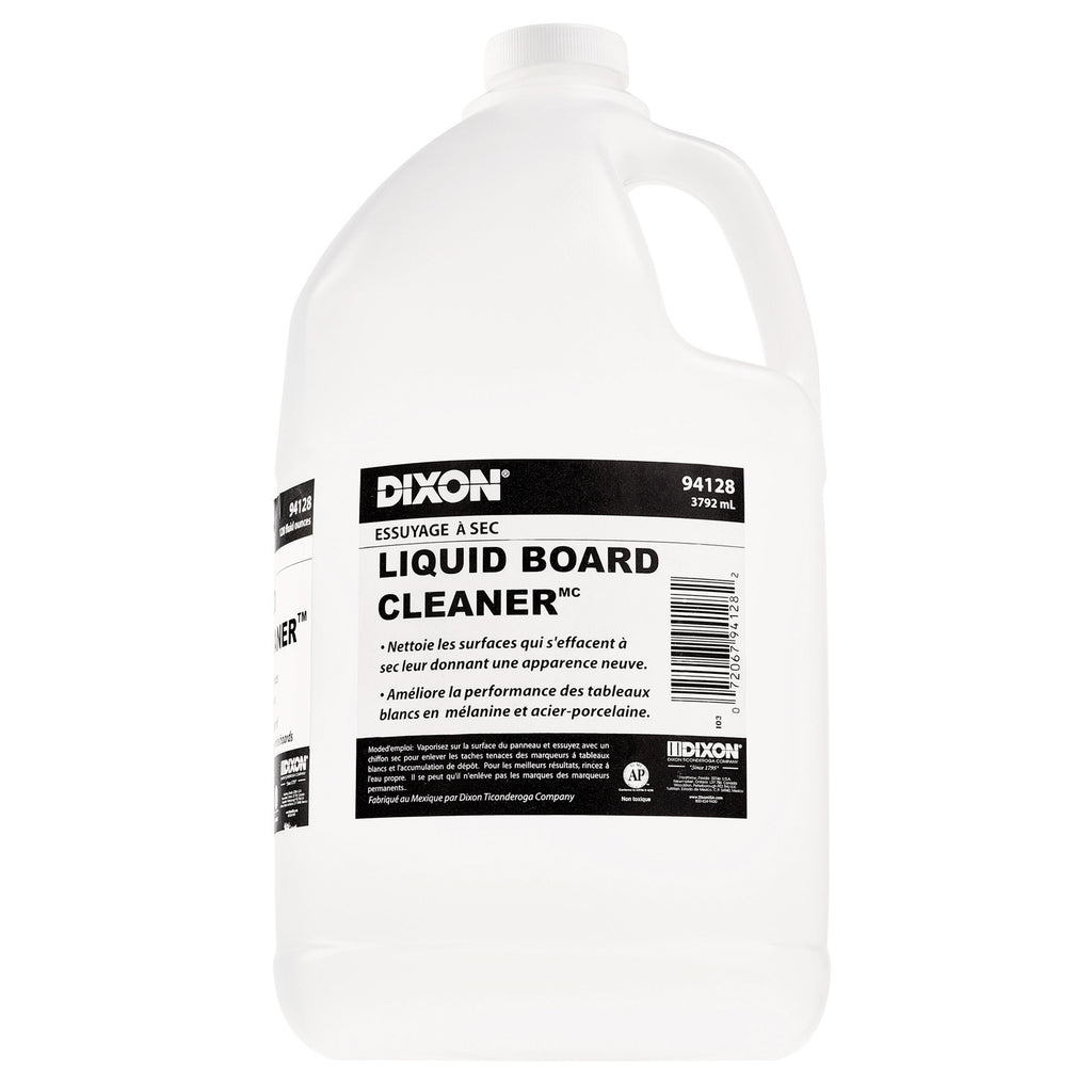 Dry Erase Brd Cleaner Gallon Bottle