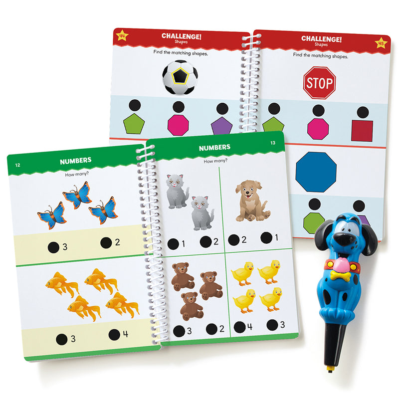 Hot Dots Jr Lets Master Math Gr Pk