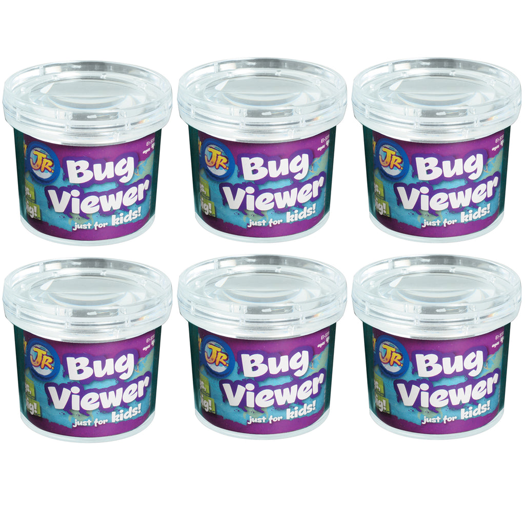 (6 Ea) Bug Viewer Extra 3in Without Guide