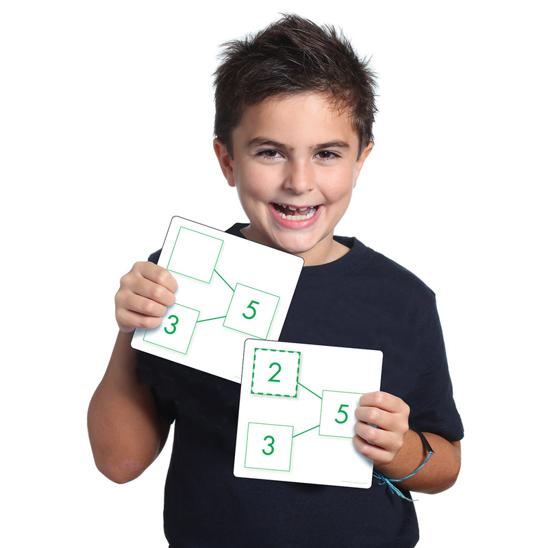Number Bond Activity Cards Addition & Subtraction