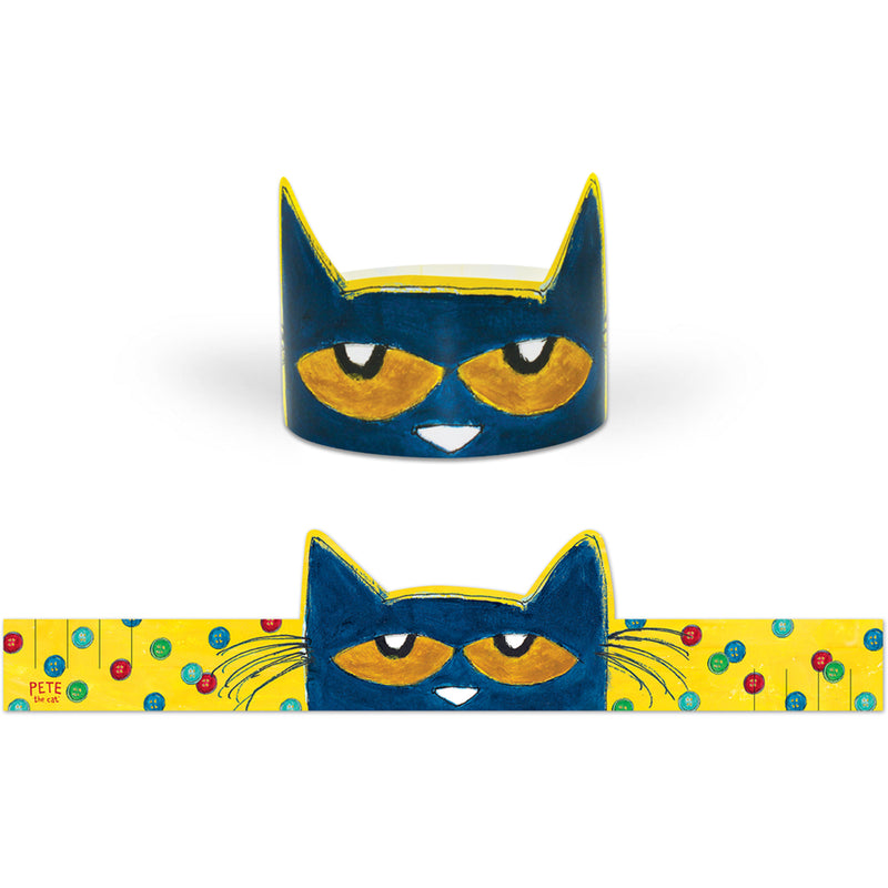 Pete The Cat Crowns