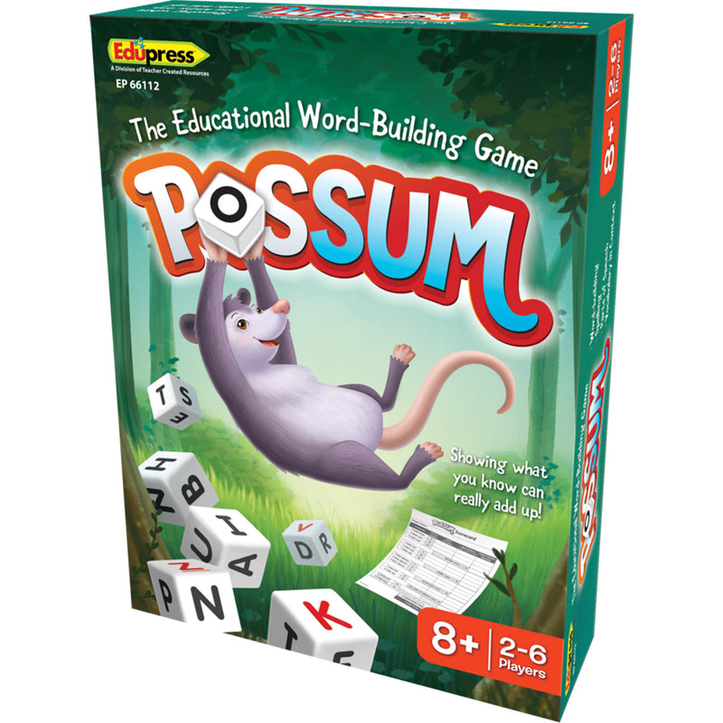 Possum Dice Game