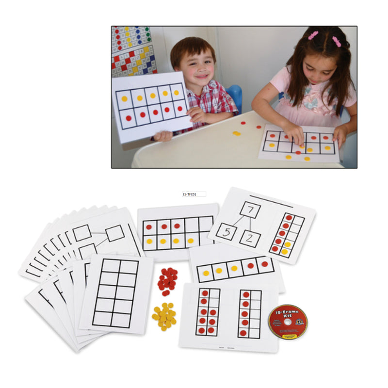 Ten Frame Classroom Kit