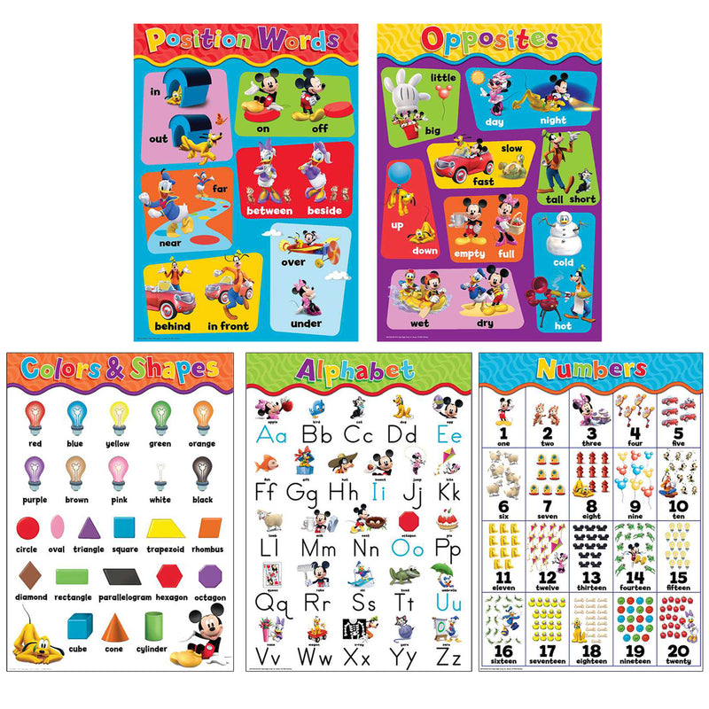 Mickey Mouse Clubhouse Beginning Concepts Bb Set