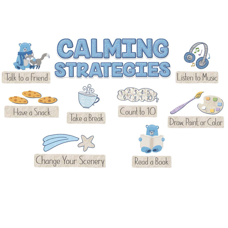 Calming Strategies Mini Bb Set A Close-knit Class