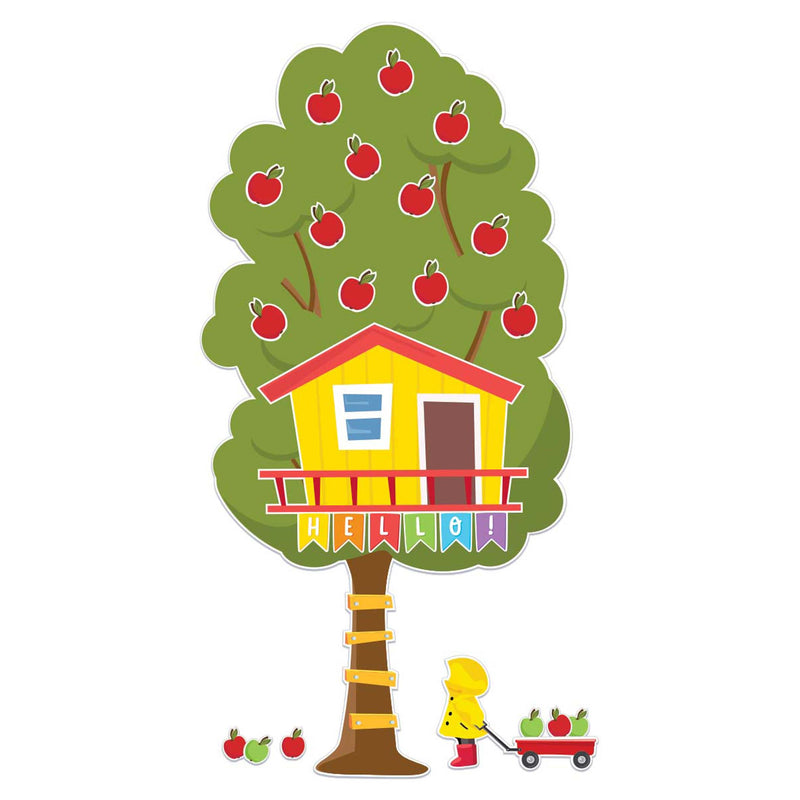 Large Seasonal Tree House Bb Set A Teachable Town