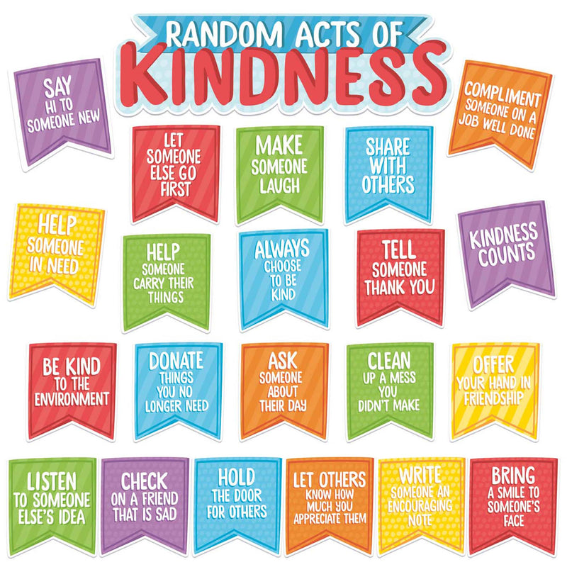 Random Acts Of Kindness Mini Bb Set A Teachable Town