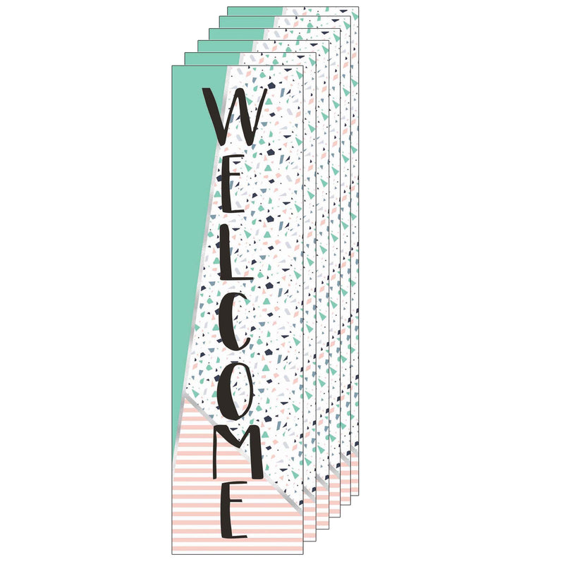 (6 Ea) Simply Sassy Welcome Banner