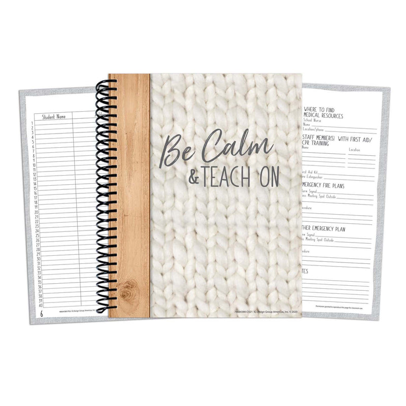 Lesson Plan & Record Book A Close-knit Class