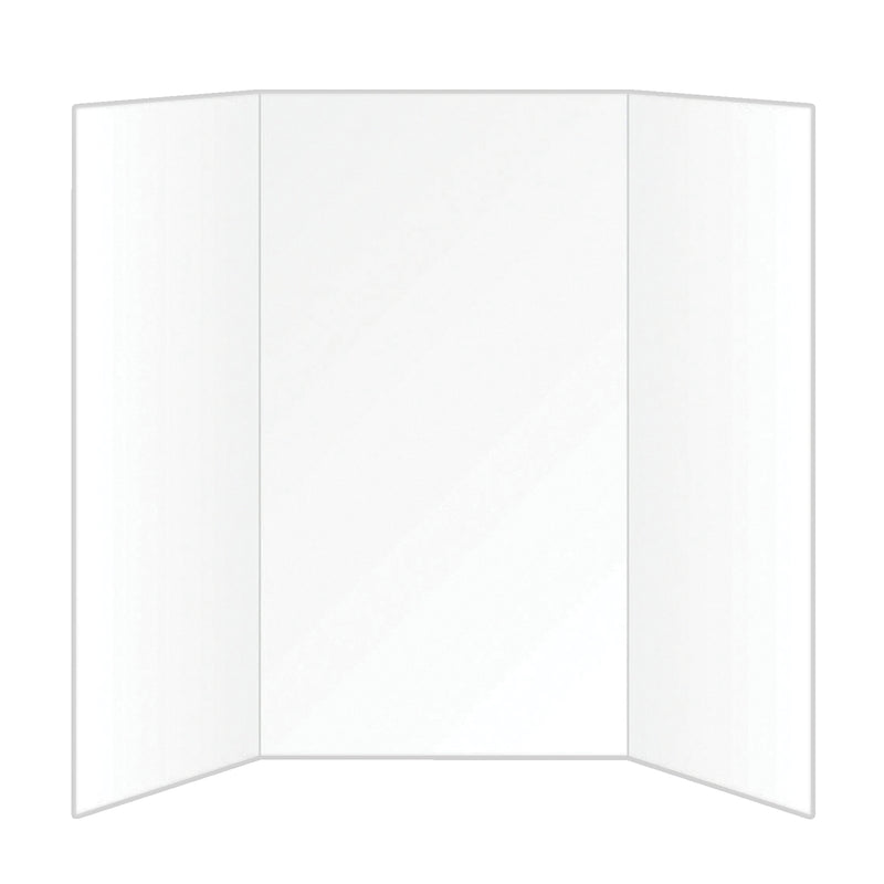 Foam Project Boards 10pk White 18h X 24w
