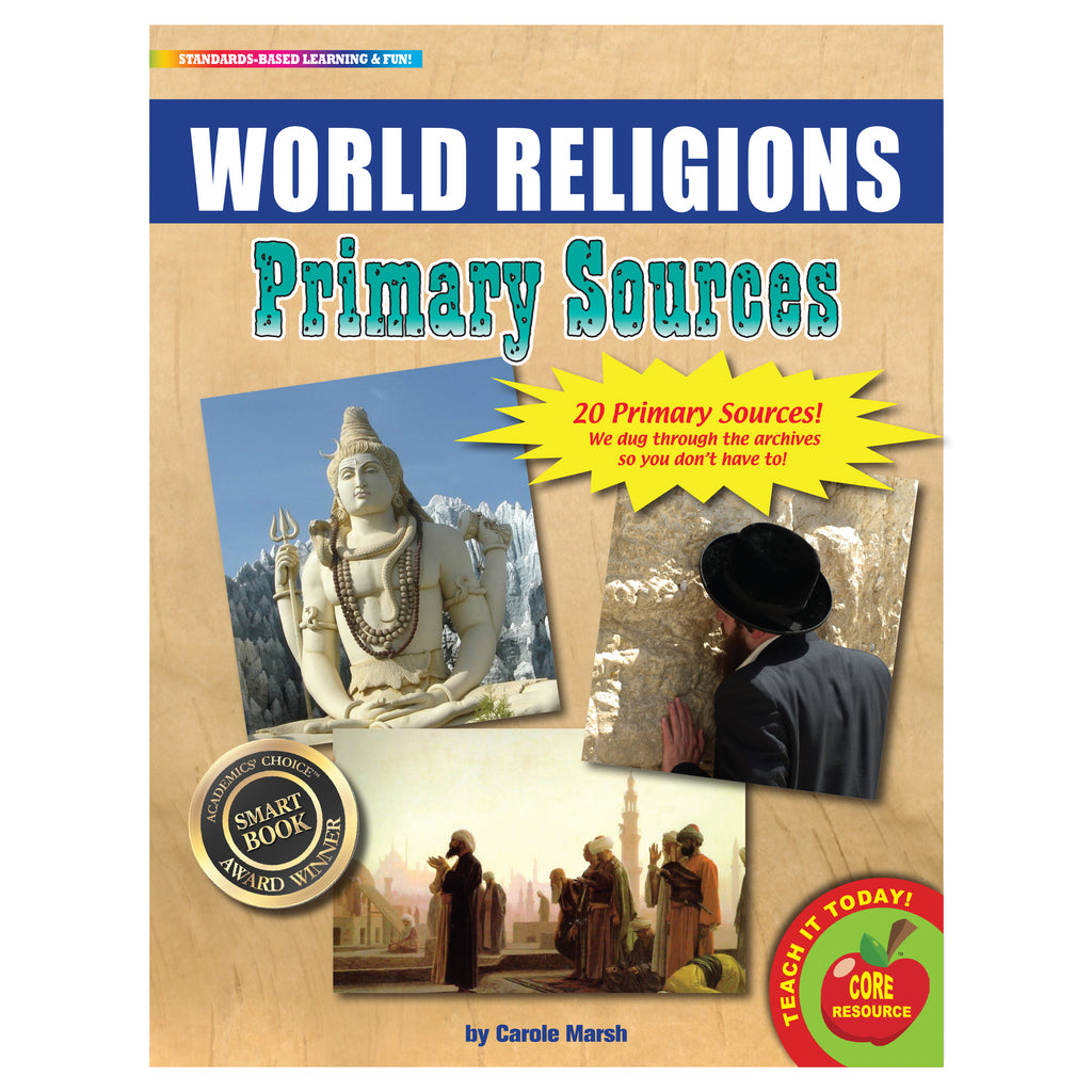 Primary Sources World Religions