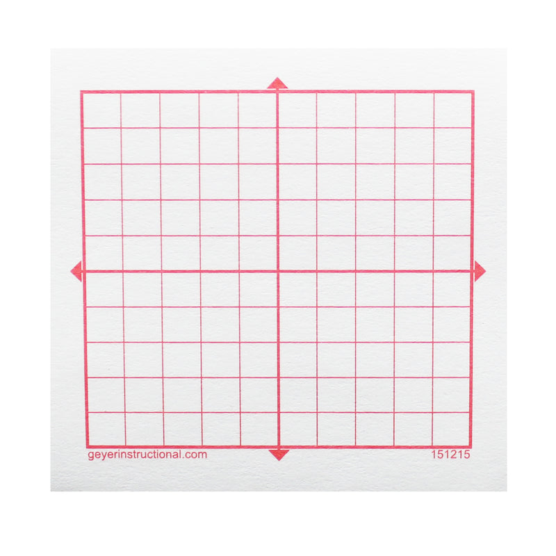 Graphng Post It Notes Xy Axis 10x10 Squares
