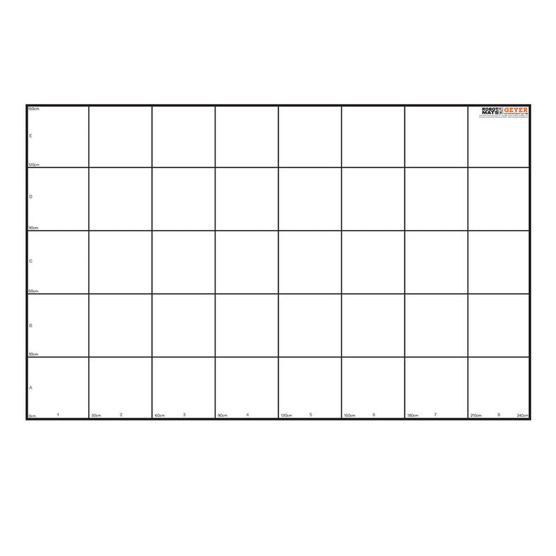 Wonder League Robotics Competition Grid Mat