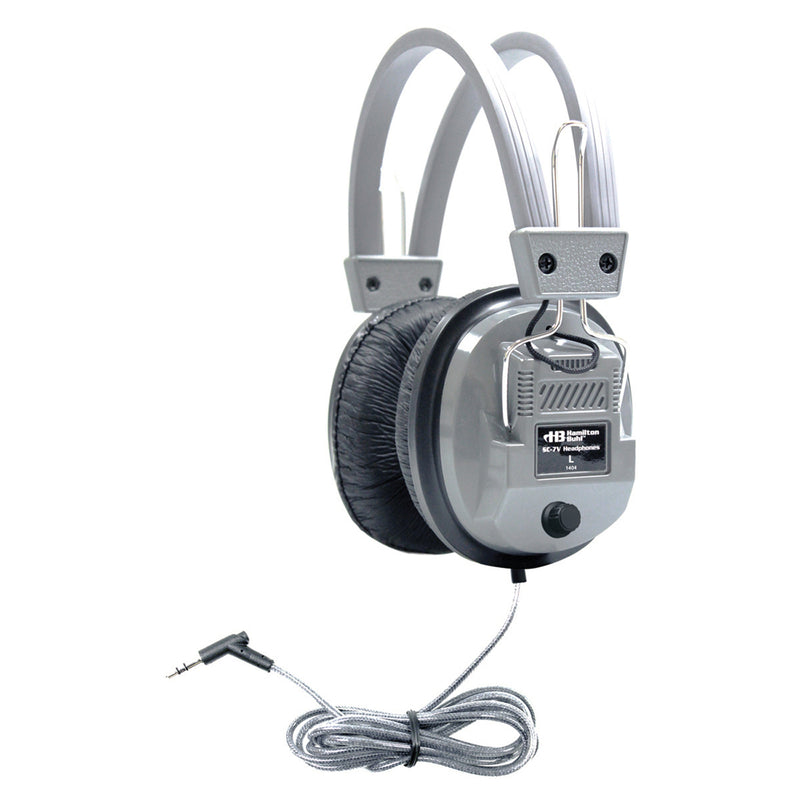 Deluxe Stereo Headphone With Volume Control