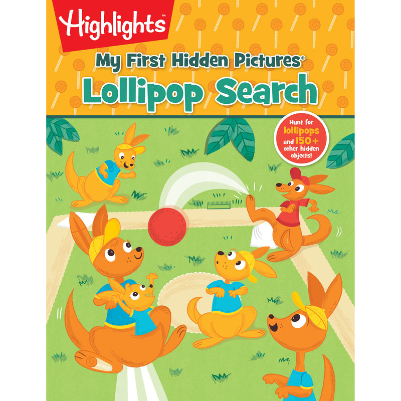 My First Hidden Pictures Lollipop Search Highlights
