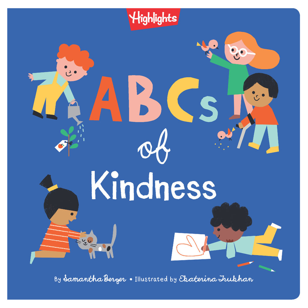 Abcs Of Kindness Highlights