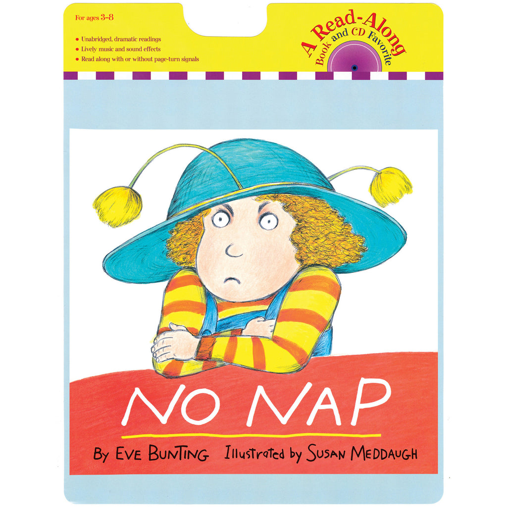 Carry Along Book & Cd No Nap