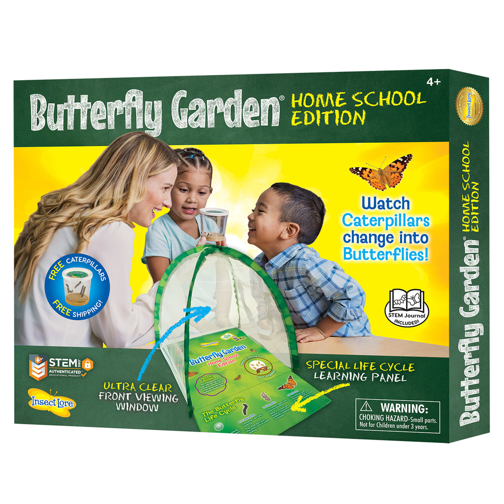 Butterfly Garden Homeschool Edition