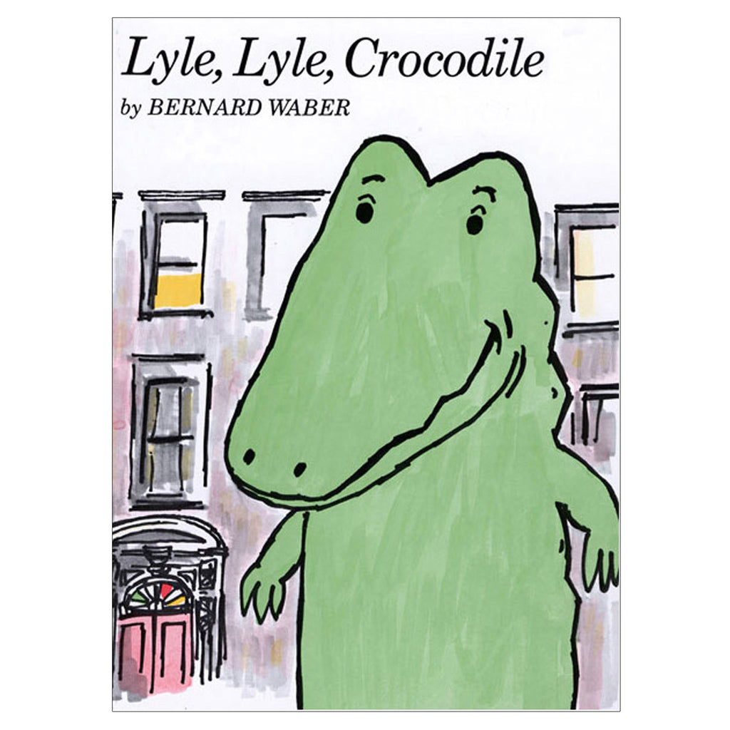 Carry Along Book Cd Lyle Lyle Crocodile