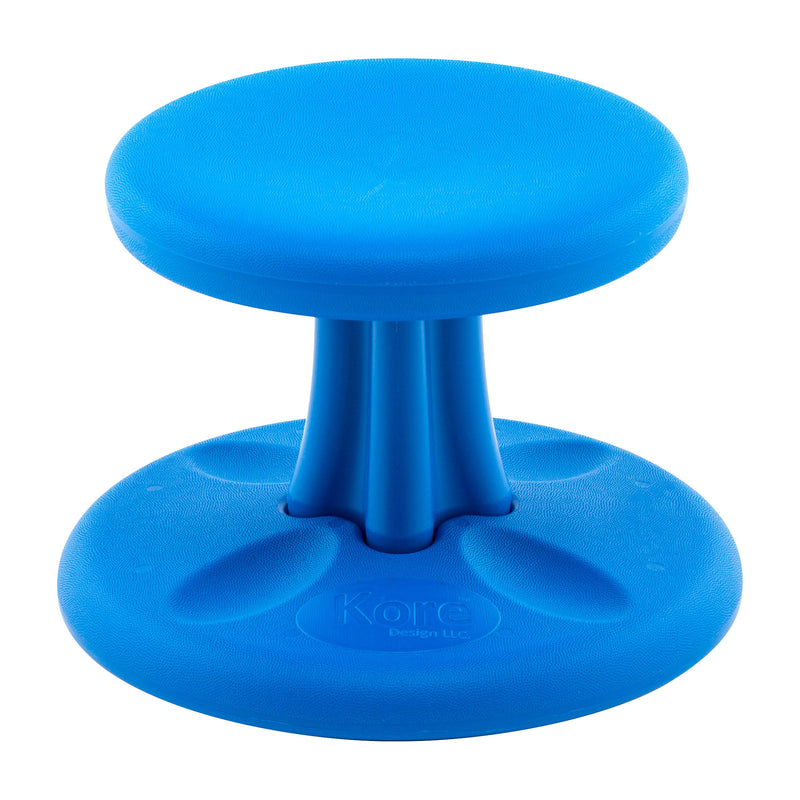 Toddler Wobble Chair 10in Blue