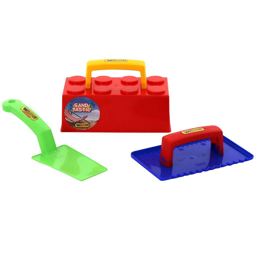 Wader Construction Shape Set