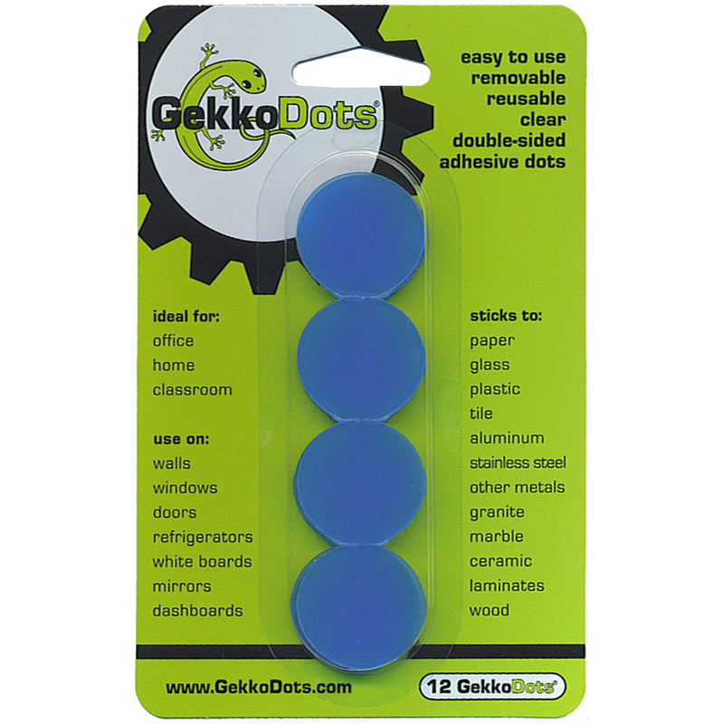 (6 Pk) Gekkodot Blister Card 12 Dots