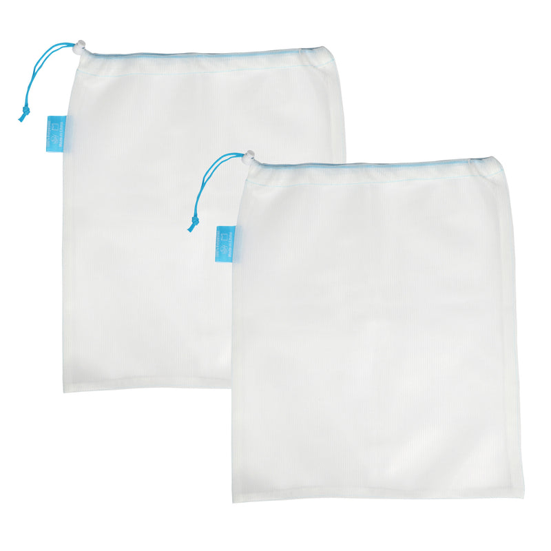 (2 St) Mesh Washing Bags Set Of 5